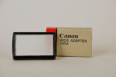 Canon  Wide Adapter 199 A   Nuovo