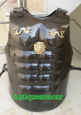 Roman Muscle Armour Jacket Ancient Collectibles Halloween Costume Gift