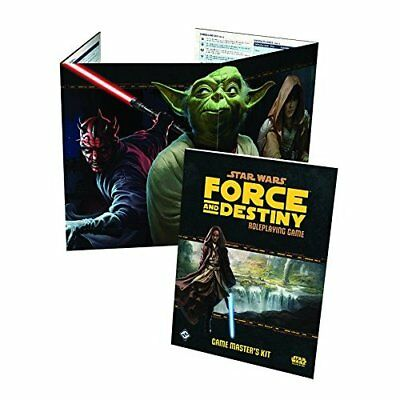 Star Wars Force and Destiny: Roleplaying Game; Game Mas