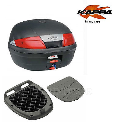 BAULETTO KAPPA MONOLOCK K35n 35 LT UNIVERSAL IDEAL PIAGGIO BEVERLY CRUISER 250