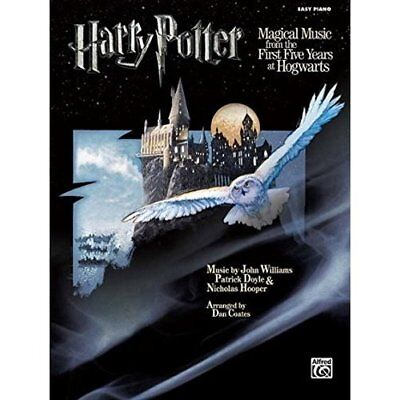 Harry Potter Magical Music: From the First Five Years a