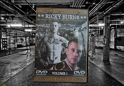 Ricky Burns Boxing DVD Career Collection