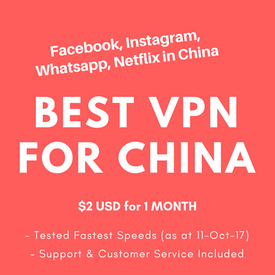 Best VPN for China - Access in China - Full Customer Support