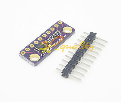 Subminiature 12-bit Precise Development board AD/DA ADS1015 Conversion Module
