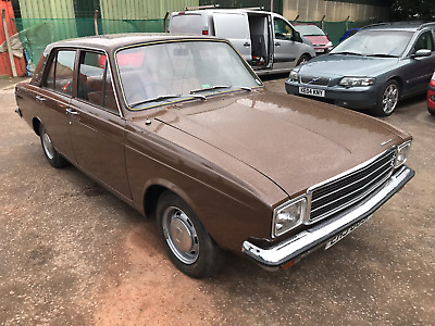 Hillman Hunter 1975 Saloon  Near Perfect Condition Import Car Mot And Taxed