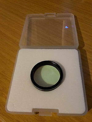 "UV IR Sperrfilter 1,25"" Cut Teleskop Filter Luminanz Pass Webcam 400 700"