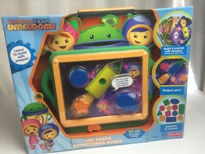 Fisher-Price Team Umizoomi Umi Shape Adventures Board