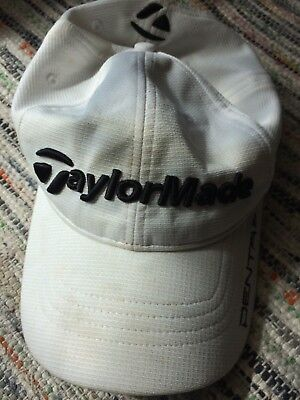 Taylormade R11S RBZ PENTA European Tour Match Worn Golf Cap