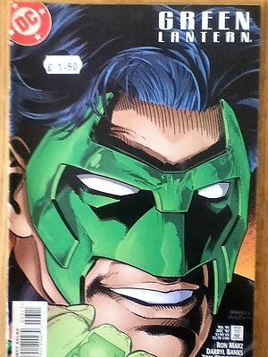 Green Lantern issue 93 from December 1997 - postage discounts apply