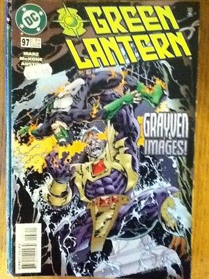 Green Lantern issue 97 from April 1998 - postage discounts apply