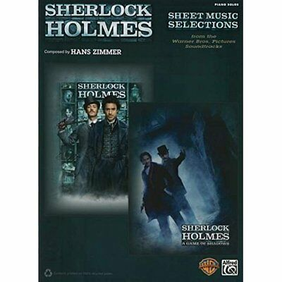 Sherlock Holmes: Sheet Music Selections from the Warner