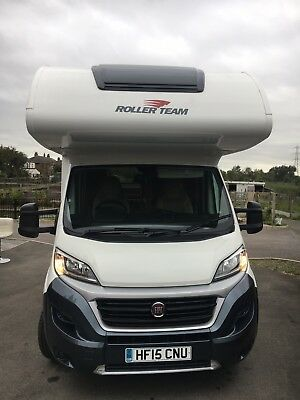 Roller Team 746 Motorhome For Sale In Manchester (2015)