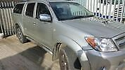 Toyota Hilux Invincible Auto 2007 65K Fsh Top Of The Range 1 Owner