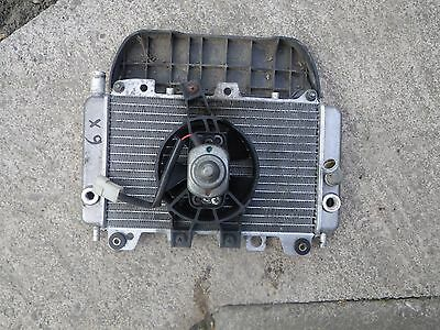 Piaggio X9 125/180/200/250 Gilera Runner 125/180 1998-2005 Radiator & Fan