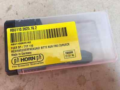 NEW PH Horn Indexable Grooving Tool Holder RBU110.0625.16.2