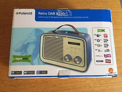 Retro Dab Radio