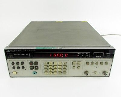 HP / Agilent 3325A Programmable Synthesizer / Function Generator - OPT. 001