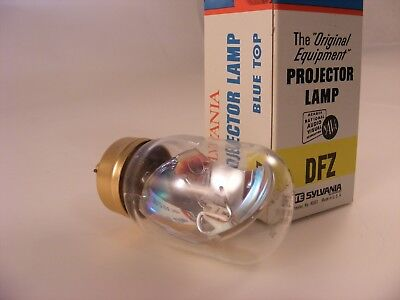 Sylvania Blue Top Projector Lamp DFZ 80W 30V  Bulb Avg. 15 hours New Old Stock