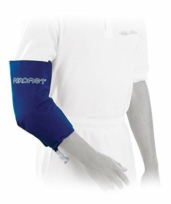 Elbow Cryo Cuff from Aircast in Blue ONE SIZE