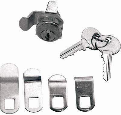 Prime Line 5 Cam 5 Pin Tumbler Mail Box Lock, S 4140C, Replaces American Lock