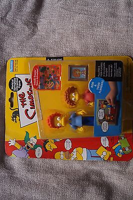 WOS Rare ROD & TODD FLANDERS The Simpsons Figure series 9