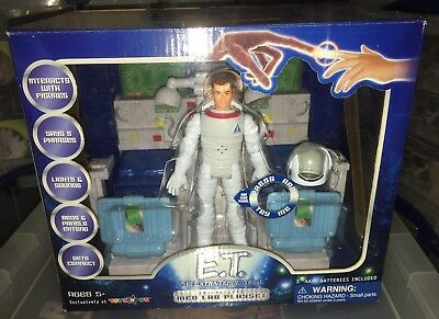 V-Rare MIMB 2001 E.T. Extraterrestrial Toys R Us Excl Med Lab Playset