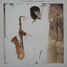 Courtney Pine - Journey To The Urge Within - Island Records - 1986 #743084