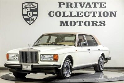 1988 Rolls-Royce Silver Spirit/Spur/Dawn  Low Miles California Car Best price