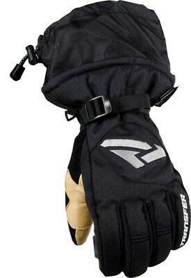 FXR Heated Transfer Gloves Black
