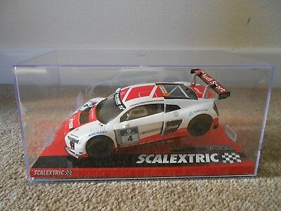 Audi R8 A10225S300 24hr Nurburgring,  Scalextric by SCX Spain New in Sealed Box