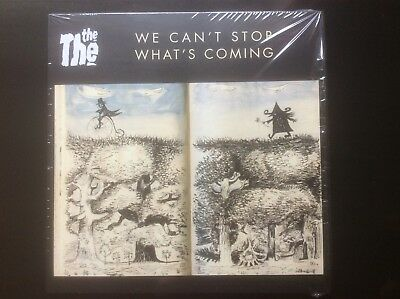 The The - We can't stop what is coming - record store day issue.