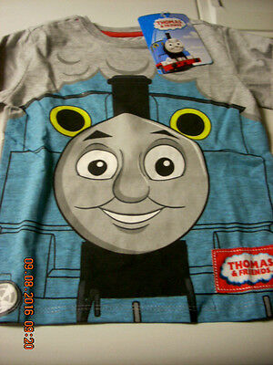 Thomas The Tank & Friends Long Sleeve T Shirt ( Various Sizes) Brand New!
