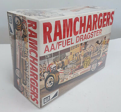 MPC 1:25 Ramchargers AA/Fuel Dragster Sealed NHRA 30108