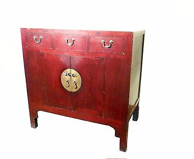 Antique Chinese Ming Sideboard (5341), Circa 1800-1849