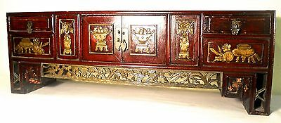 """Antique Chinese Lady""""s Chest (3303), Circa 1800-1849"""