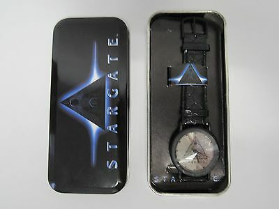Stargate Movie Character Watch in Original Collectors Tin New - - - - -