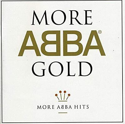 ABBA - More ABBA Gold: More ABBA Hits - ABBA CD MTVG The Cheap Fast Free Post