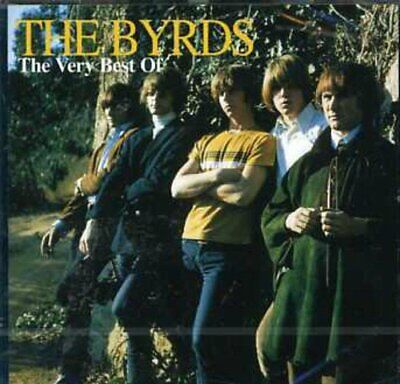 The Byrds - The Very Best Of The Byrds - The Byrds CD ECVG The Cheap Fast Free