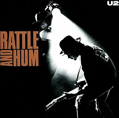 U2 - Rattle And Hum - U2 CD S6VG The Cheap Fast Free Post The Cheap Fast Free