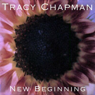 Tracy Chapman - New Beginning - Tracy Chapman CD KCVG The Cheap Fast Free Post