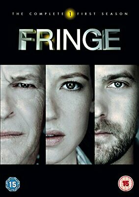 Fringe - Season 1 [DVD] [2009] - DVD  PKVG The Cheap Fast Free Post