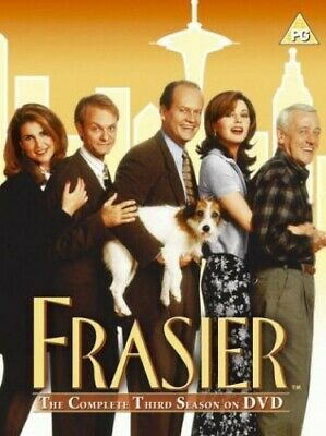 Frasier: Complete Series 3 [DVD] - DVD  6QVG The Cheap Fast Free Post