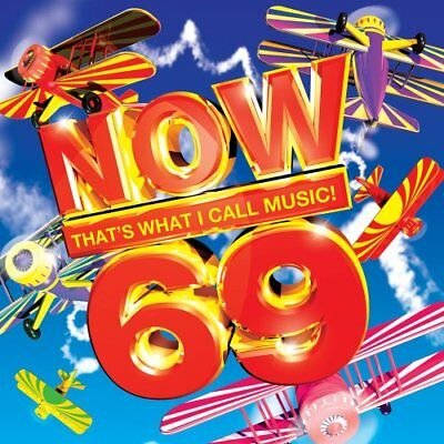Various Artists - Now That's What I Call Music! 69 - Various Artists CD U2VG The