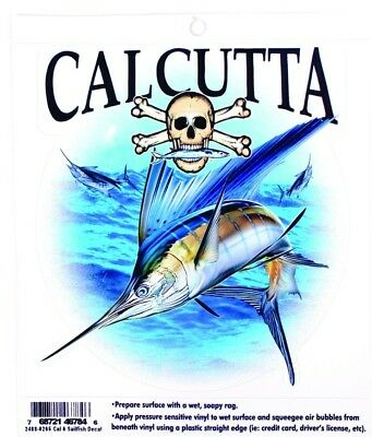 Calcutta CAL6 Sailfish Decal