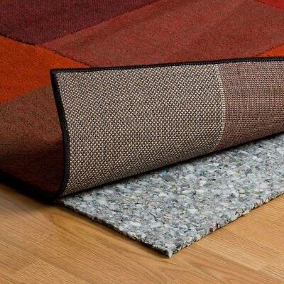 Premium Plush Rug Pad 6 ft. x 8 ft. 5 lb. Density Area Floor Padding Non-Slip