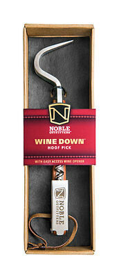 Noble Outfitters Hoof Pick - Wine Down,  5 O'Clock Traditional Horse Stables
