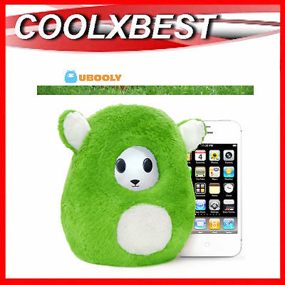 THE ORIGINAL UBOOLY EDUCATIONAL INTERACTIVE TOY STEM 4-10 Yrs GREEN iPHONE iPOD
