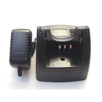 Battery Charger for Kenwood TK3201 TK3301 PROTALK Series Radio KNB-45L Battery