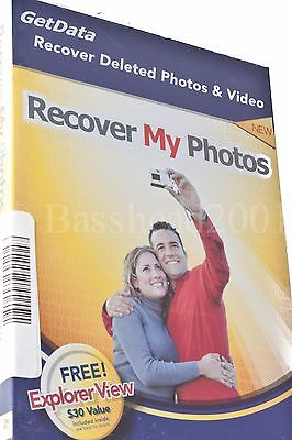 Recover my Photos - Software