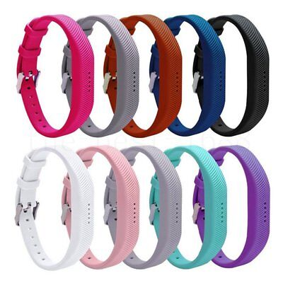NEW Replacement Silicone Wristband Strap Bracelet Band for Fitbit Flex 2 Tracker